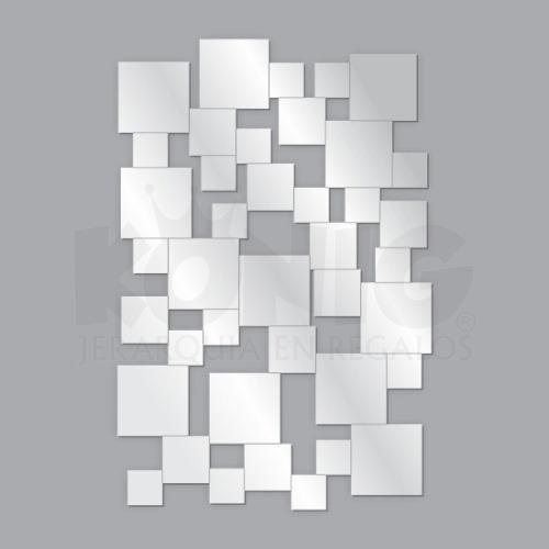 Espejo decorativo de moda dise o cuadros moderno minimalista for Espejos diseno moderno