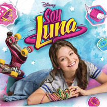 Soy Luna / Soundtrack / Disco Cd 12 Canciones