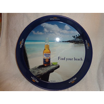 Charola Metalica Corona Importacion Find Your Beach