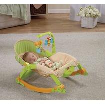 Columpio Fisher-price Newborn-to-toddler Portable Rocker