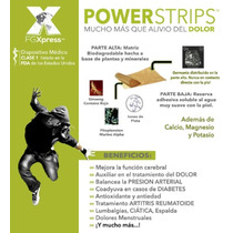 Paquete De 15 Power Strips (parches Para Aliviar El Dolor)