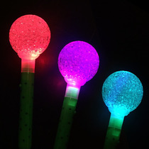 10 Microfonos Con Luz Luminosos Articulos Para Batucada