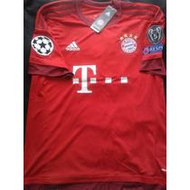 Oferta Jersey Bayern Munich 15-16 5 Champions Envío Gratis!!