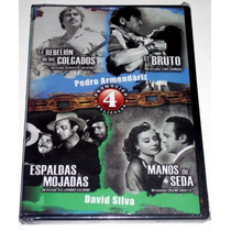 Paq 4 Pel En Dvd, La Rebelion De Los Colgados, El Bruto! Dmm