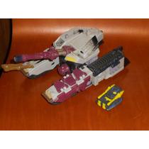 Galvatron Transformers Armada Con Minicon
