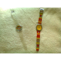 Relojes Corazones Y Dora La Exploradora Mascota Niñas