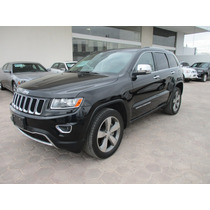 Jeep Grand Cherokee Limited 4x2, 6 Cil, Color Negro, 2014
