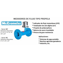 Medidores De Flujo Series Mf, Ml Y Mw Mod. Mf101 De 2.5