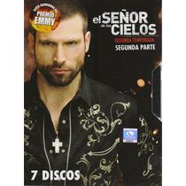 El Señor De Los Cielos Temporada 2 Vol 2 , Discos En Dvd