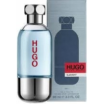 Perfume Hugo Element Caballero 90ml, Excelente Precio..