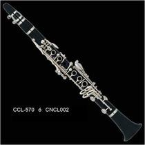Clarinete Requinto Negro Eb Century Envio Inmediato
