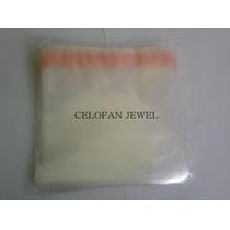 Sobres De Celofan Pack C/100 Dvd Virgen Cd Virgen Protegelos