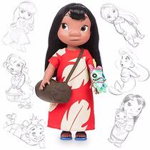 Lilo Stitch Animators Disney Store Importado Original
