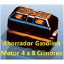 Ahorrador Gasolina Super Potente 40% Ahorro Instalo Gratis