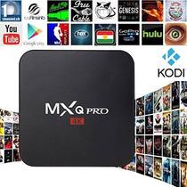 Zenoplige Mxq Pro Android Tv Box Amlogic S905 Kodi Pre-insta