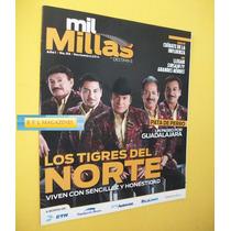 Tigres Del Norte Revista Mil Millas 2014