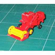 Lesney Matchbox Series Combine Harvester England 1967