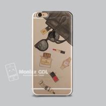 Funda Fashion Iphone 5,5c, 6,6s, 6 Plus Galaxy S5, S6