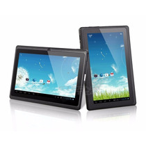 Tablet Kitkat 1gb Ram Doble Camara Flash Dualcore Hdmi Wifi