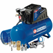 Compresora De Aire Portatil Campbell Hausfeld 3 Galon 110psi