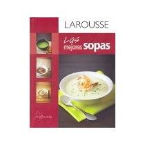 Libro Las Mejores Sopas *cj