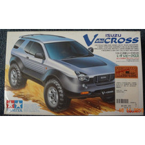 Tamiya Isuzu Vehicross 1/32 Mini 4wd Series No.20 Incluye Mo