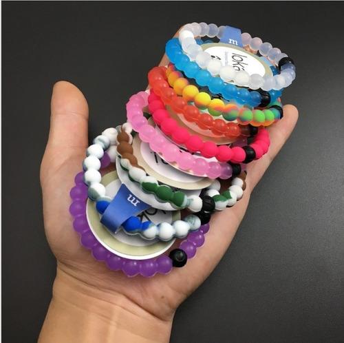 e8868c8d11b9 Lote De 40 Pulseras Lokai Escoges Tus Colores + Envio Gratis en ...