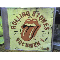 Cd Promocional Coca Cola The Rolling Stones Vol. 1