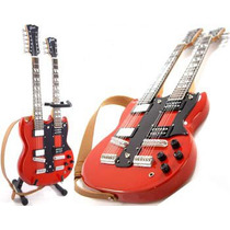 Mini Guitarras Electricas Leyendas Del Rock Increibles