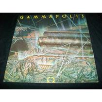 Omega - Gammalopolis Lp Vinil Europeo 1979 Raro Prog Hungría