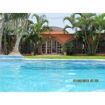 Cuernavaca Mor $4,500.oo 17 Personas Tem , Agua 30°