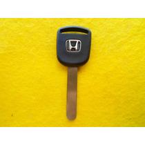 Llave Con Chip Honda Accord 2003-2007 4 Facetas Envio Gratis