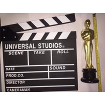 Oscar O Claqueta Fiesta Temática Hollywood Envio Gratis