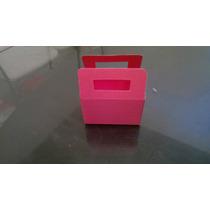 Caja,dulcero,lonchera,centro De Mesa,etc14x9x9cm Alto $1peso