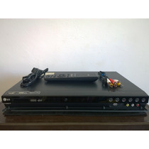 Grabador De Dvd Lg Mod. Rh-387h Disco Duro 160 Gb Hdmi 1080p