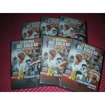 La Historia Del Siglo Xx Coleccion La Jornada 6 Dvds Nuevos