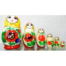 Matrioska Rusa Rusia Matroska Matryoshka Día De La Madre