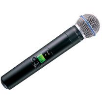 Shure Slx2/beta58 Microfono Inalambrico