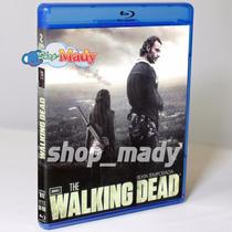 The Walking Dead Sexta Temporada Blu-ray En Español Latino
