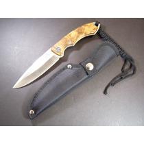 Ct259 Colt Hunter Cuchillo Fixed Blade Knife F/nylon