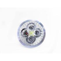 Foco De 5 Led Spot E27 De Aluminio Luz Calida Y Blanca Fria