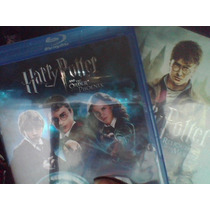 Coleccion De Harry Potter 4dvd Y Un Blu-ray Las X 400