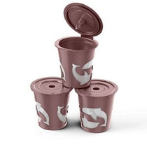 Brew N Rellena - Filtro Universal Keurig Reutilizable Café -