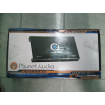 Planet Audio Anarchy 5000 Whatts Monoblock Control De Bajos