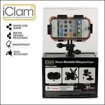 Funda Extrema Iclam Sumergible C/ Accesorios Iphone 5/5s/5c