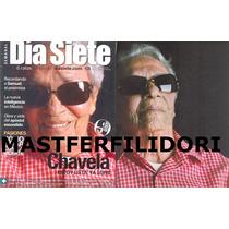 Chavela Vargas Revista Dia Siete De Octubre 2009 Dmm