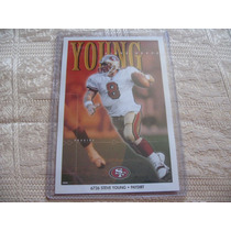 1990´s Costacos Promo Mini Poster Steve Young Paydirt