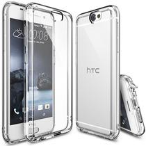 Funda Case Ringke Htc One A9 Transparente Bumper + Mica