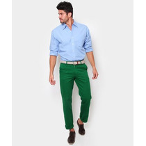 Camisa Kenneth Cole Y Pantalón Soul & Blues Vv4