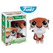 Shere Khan Tigre Disney Funko Pop Libro De La Selva
